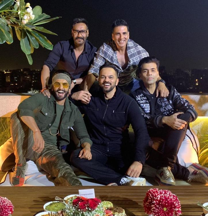 EXCLUSIVE: Ranveer Singh urges fans to spam Rohit Shetty to make a film with Simmba, Singham & Sooryavanshi