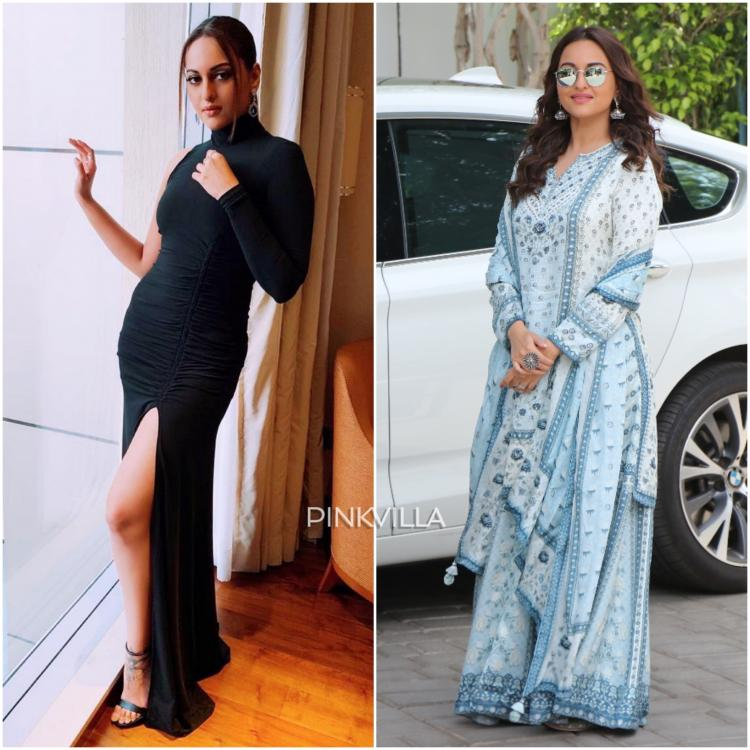 Sonakshi Sinha in Cinq-a-Sept and Anita Dongre : Yay or Nay