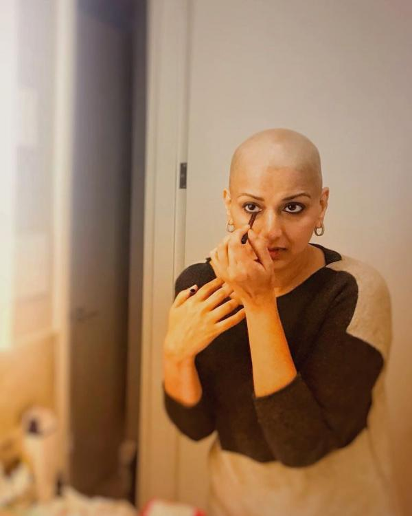 Sonali Bendre opens up on her battle with cancer, says, 'doctors had said I had 30% chances of survival'