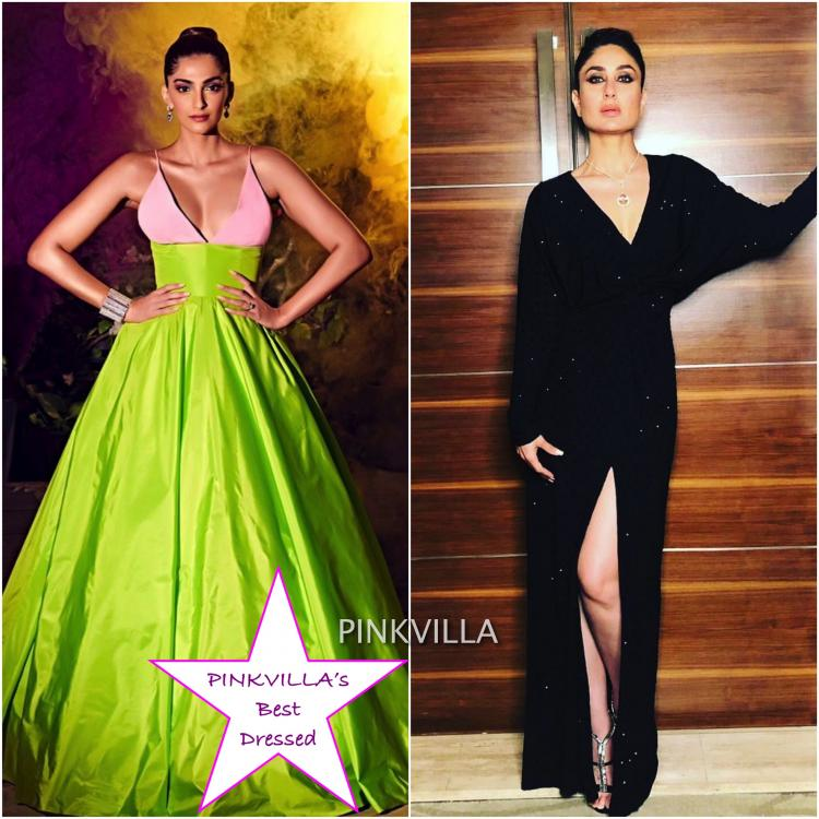 Sonam Kapoor, Kareena Kapoor Khan and Deepika Padukone : Who was your Best Dressed of the week?