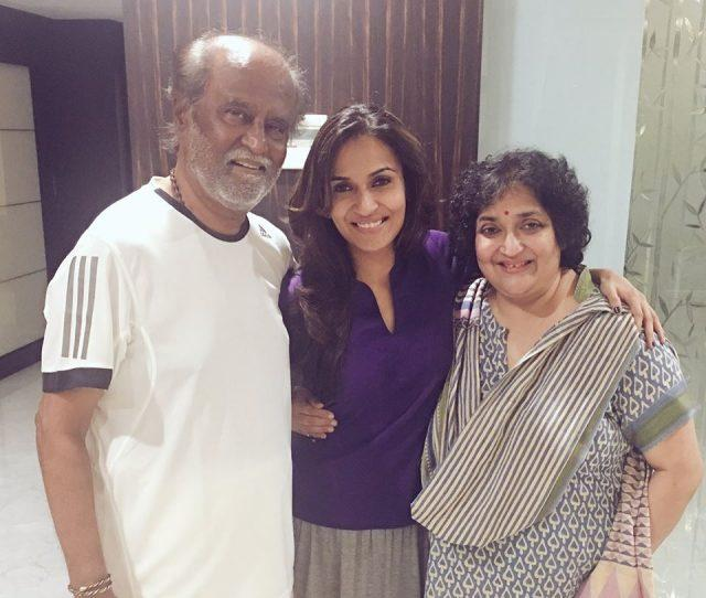 Rajinikanth's daughter Soundarya Rajinikanth to tie the knot with Vishagan Vanangamudi on THIS date
