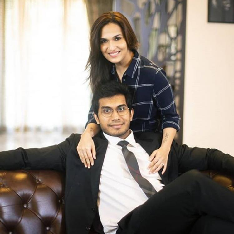 First Photos: Soundarya Rajinikanth and Vishagan Vanangamudi look stunning together in new photo shoot