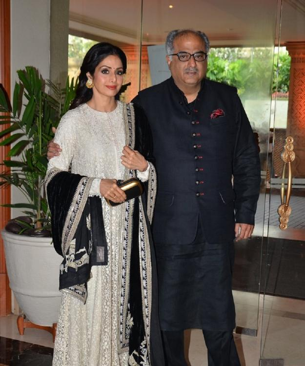 Boney Kapoor chokes up on being asked if there is a moment he doesn't miss Sridevi; says 'namumkin hai'