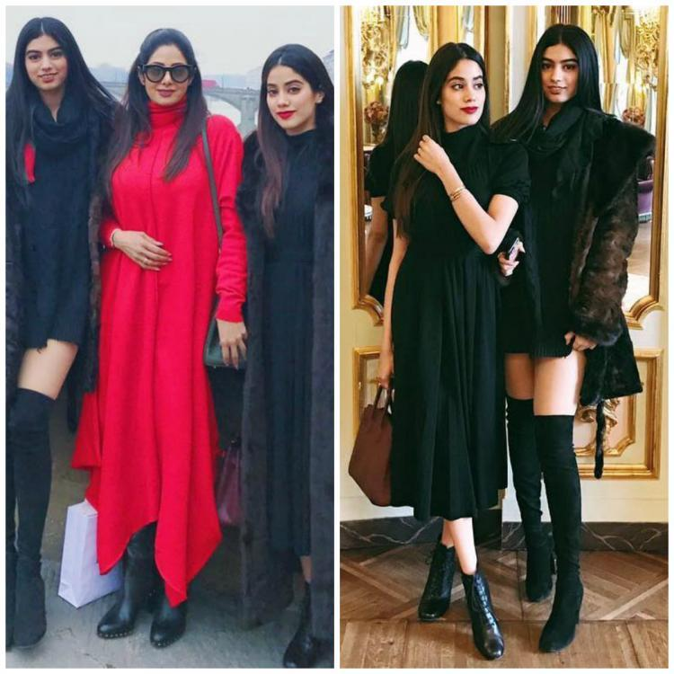 Image result for Sridevi's daughter Khushi Kapoor wants to become a model