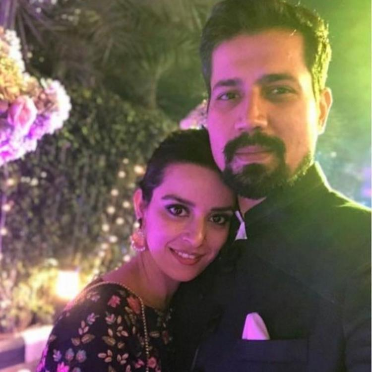 Sumeet Vyas and Ekta Kaul celebrate Chocolate Day with a romantic kiss; see pic