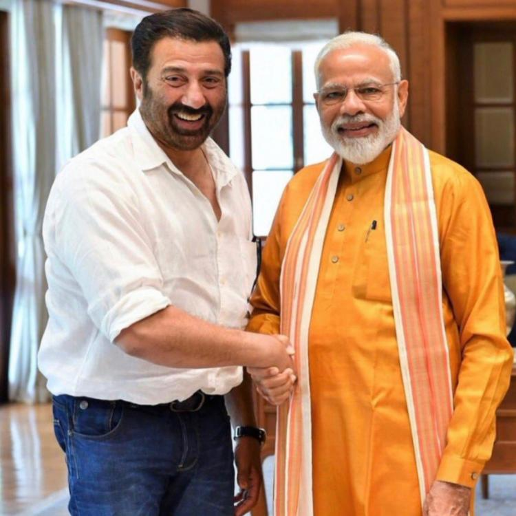 Anil Kapoor, Bobby Deol, Vivek Oberoi and others congratulate BJP MP Sunny Deol on his election victory