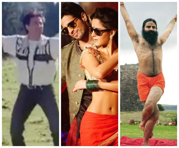 These videos of Baba Ramdev and Sunny Deol dancing to Kala