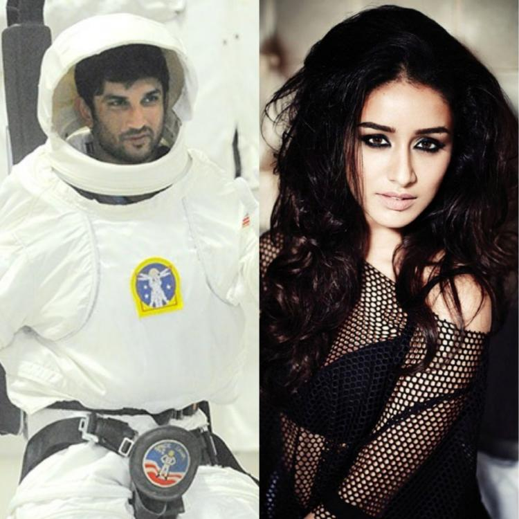 Image result for Shraddha Kapoor to play lead role in Sushant Singh Rajput's Chanda Mama Door Ke?