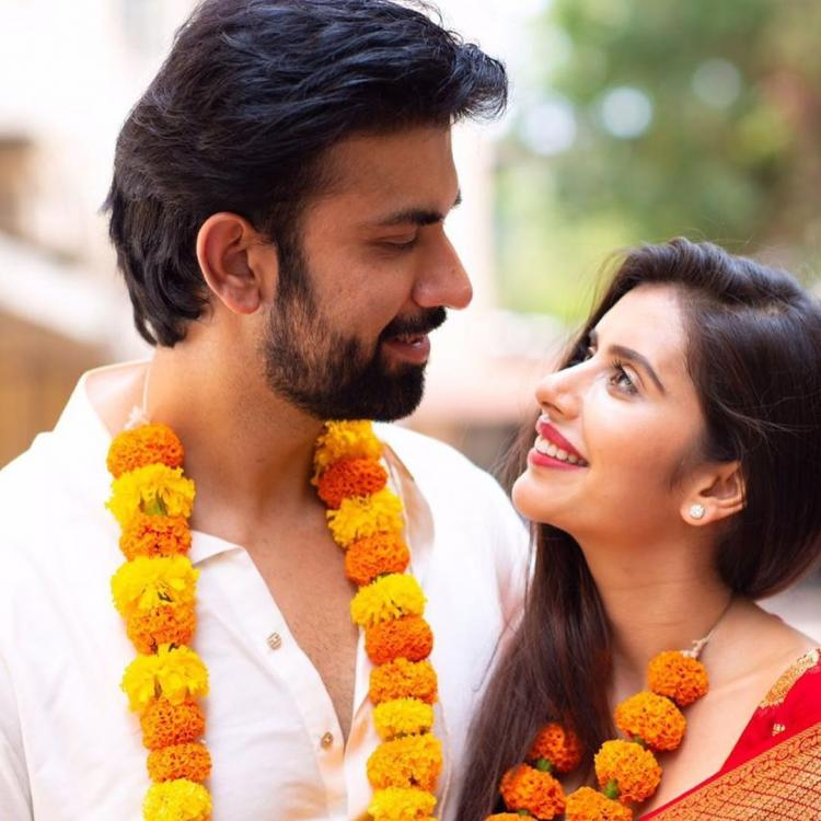 Rajeev Sen got married to girlfriend Charu Asopa in a court wedding on Friday, i.e. June 7, 2019.