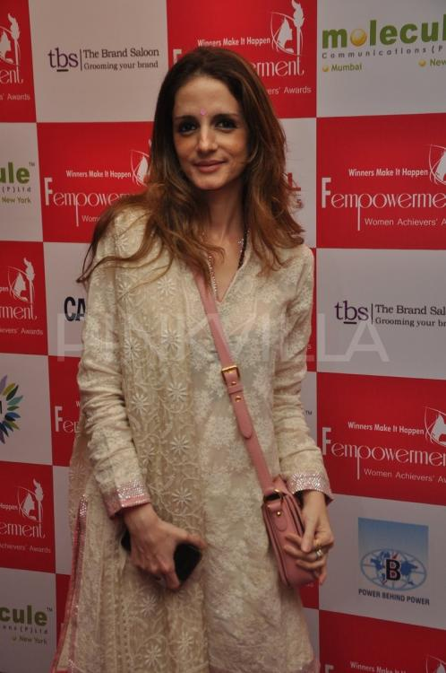 Photos,Sussanne Khan,Fempowerment Awards 2014