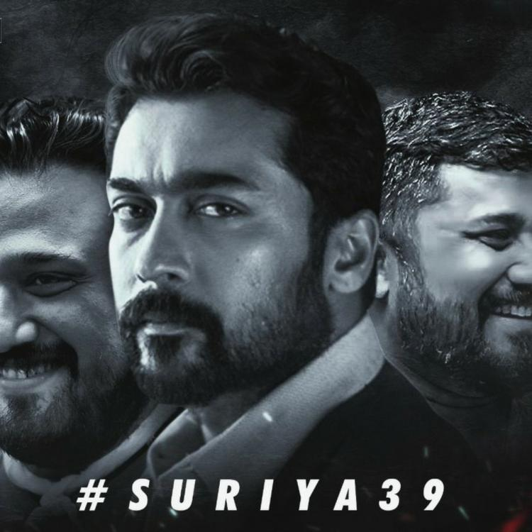 Suriya to collaborate with film-maker Siva of Viswasam fame for his next; Read On