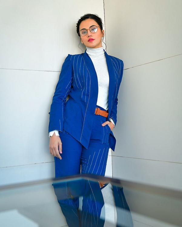 EXCLUSIVE: Taapsee Pannu: I don't have a camp I belong to; there are people who believed in my work