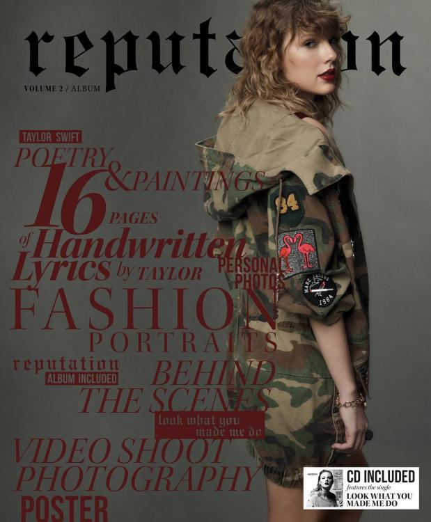 News,taylor swift,Reputation