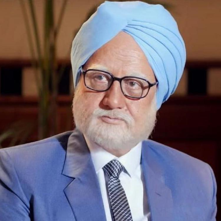 The Accidental Prime Minister Review: Anupam Kher's mother gives full marks for his act as Dr Manmohan Singh