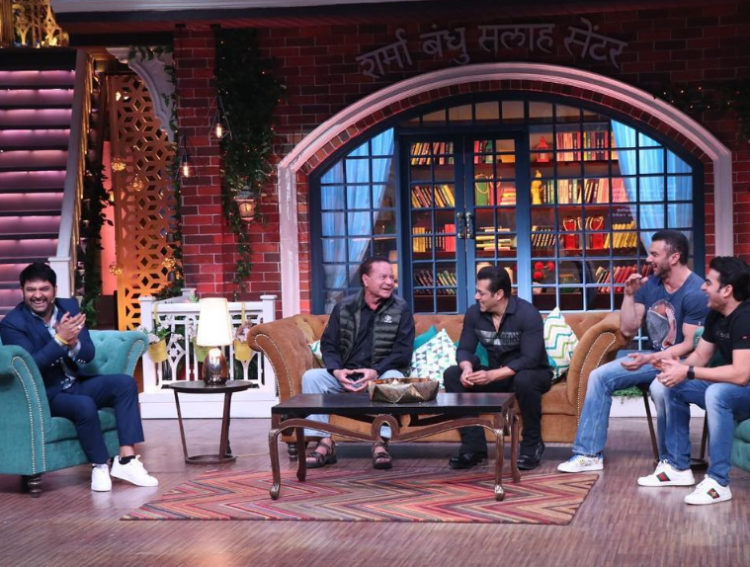 Online TRP Report: The Kapil Sharma Show grabs number one spot, Ishqbaaaz struggles; check out the full list