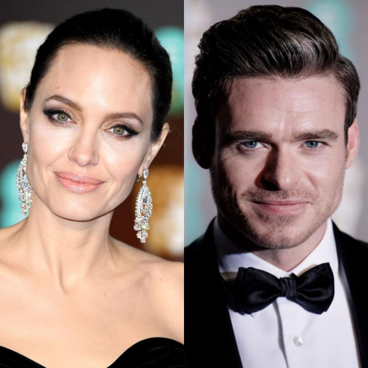 Angelina Jolie and Richard Madden are the latest entrants in Marvel's The Eternals.