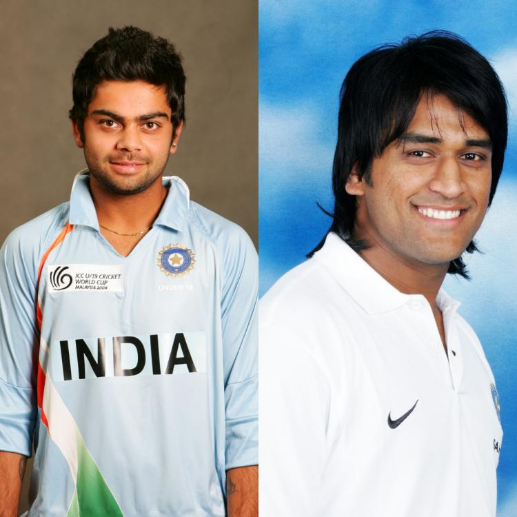 Then & Now: Check out the transformation of THESE Indian cricketers over the years