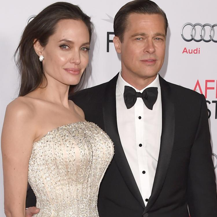 This is how Brad Pitt feels after Angelina Jolie drops his last name from hers; Read on
