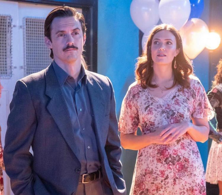 Mandy Moore and Milo Ventimiglia's popular drama series This is us renewed for three more seasons