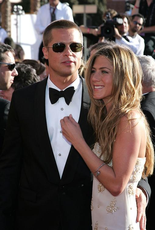 "Brad Pitt had stated in an interview that his marriage with Jennifer Aniston was ""dull""."