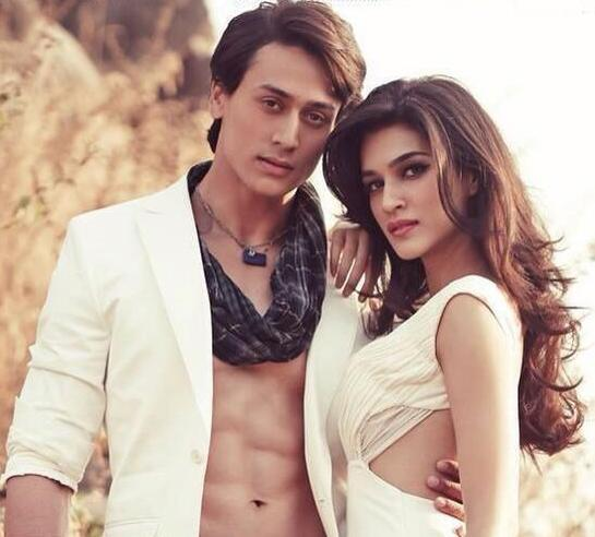 Tiger shroff and kriti sanon dating