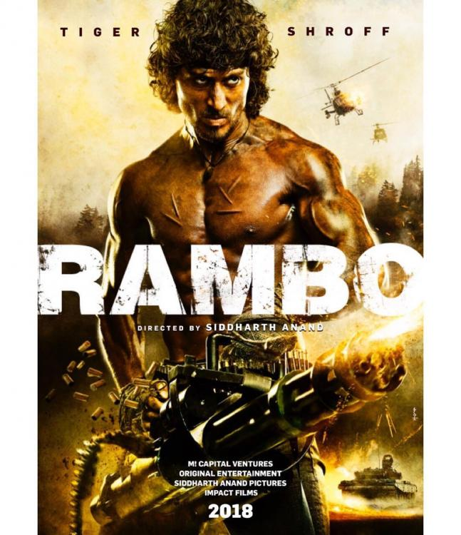 Image result for tiger as rambo
