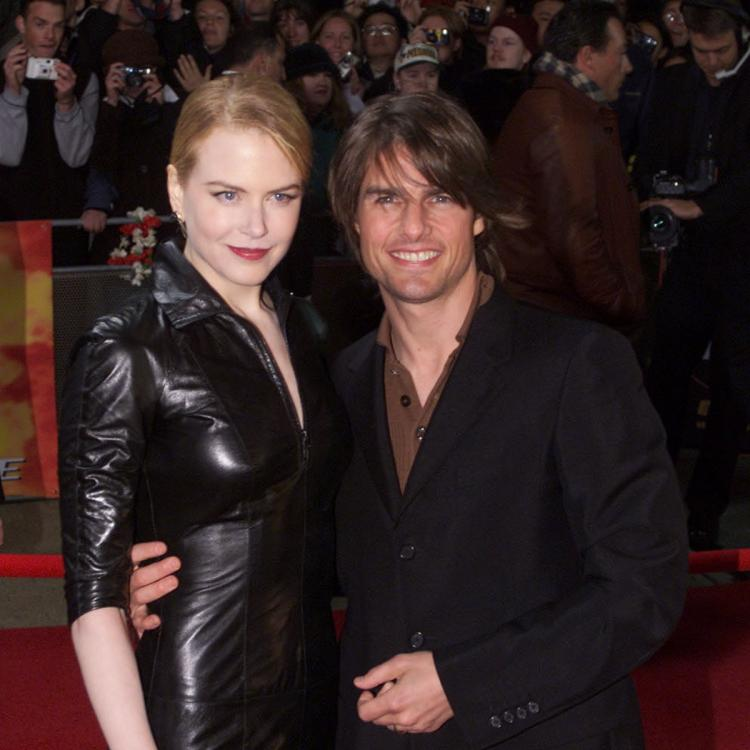 Tom Crusie Wedding.Tom Cruise Will Not Let Ex Wife Nicole Kidman Be A Part Of Their Son