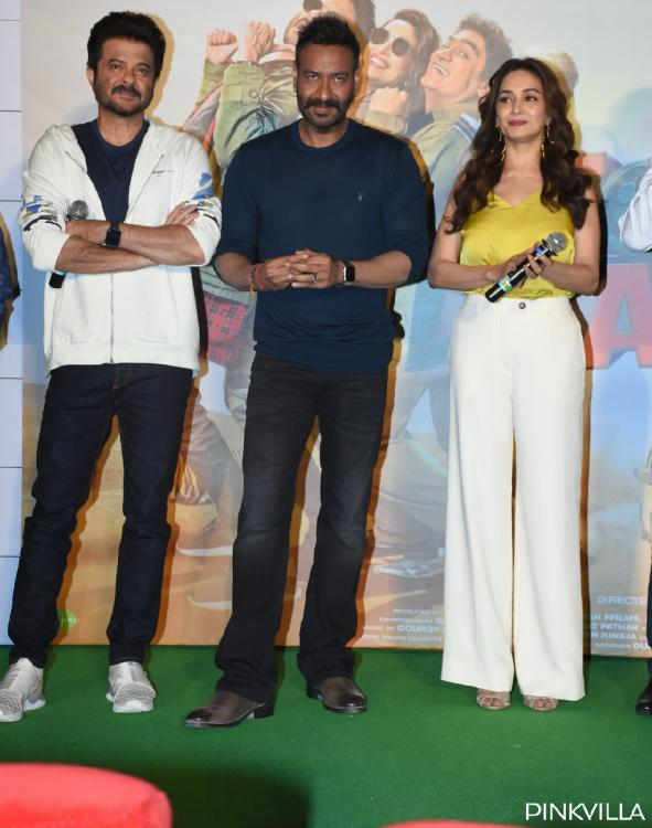 Total Dhamaal Box Office Collection Day 8: Ajay Devgn, Anil Kapoor, Madhuri Dixit's film to cross 100 crores