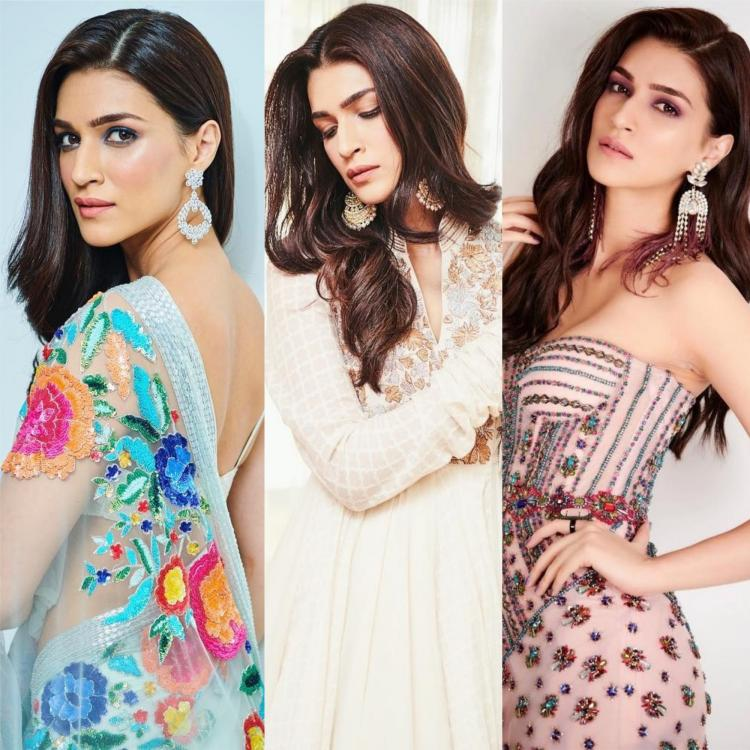 Celebrity Style,Kriti Sanon,summer,ethnic wear,festive fashion