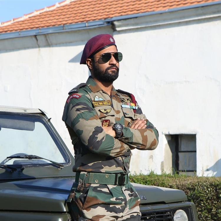 Twitterati can't get enough of Vicky Kaushal's performance in Uri: The Surgical Strike.
