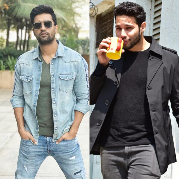 Uri' Vicky Kaushal OR Gully Boy's Siddhant Chaturvedi: Who is the latest National crush of India?