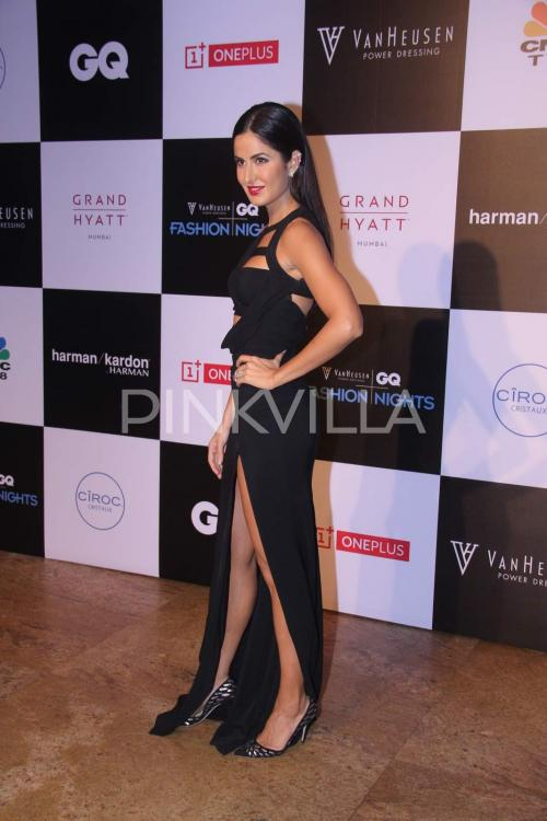 katrina kaif stuns at the gq fashion nights pinkvilla