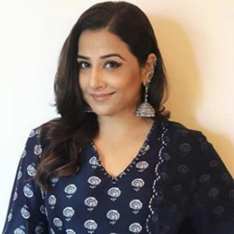 Vidya Balan on facing body shaming; Says, 'I was in a battle with my body'