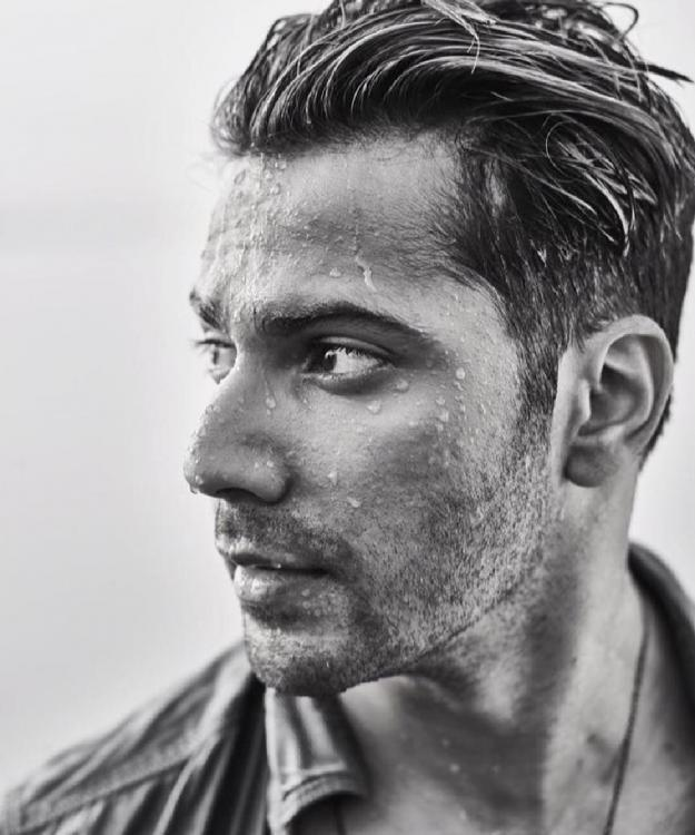 Varun Dhawan raises the heat with his latest Instagram photo and we just can't get enough of the Street Dancer