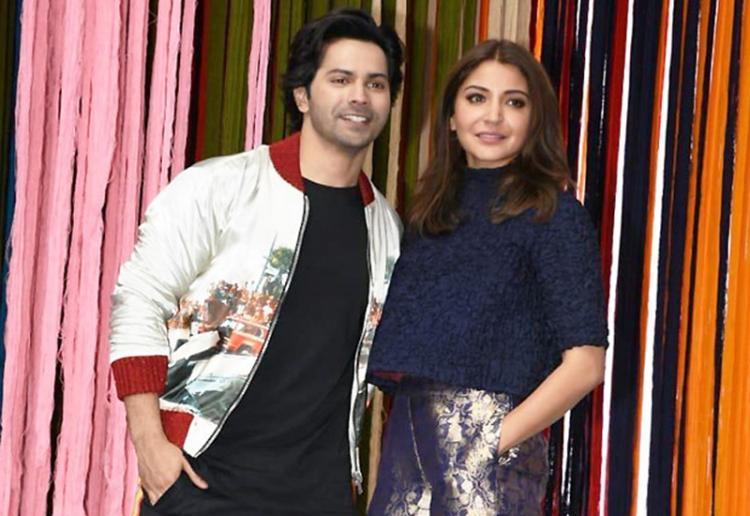 Image result for Anushka, Varun step up for Tanushree Dutta images
