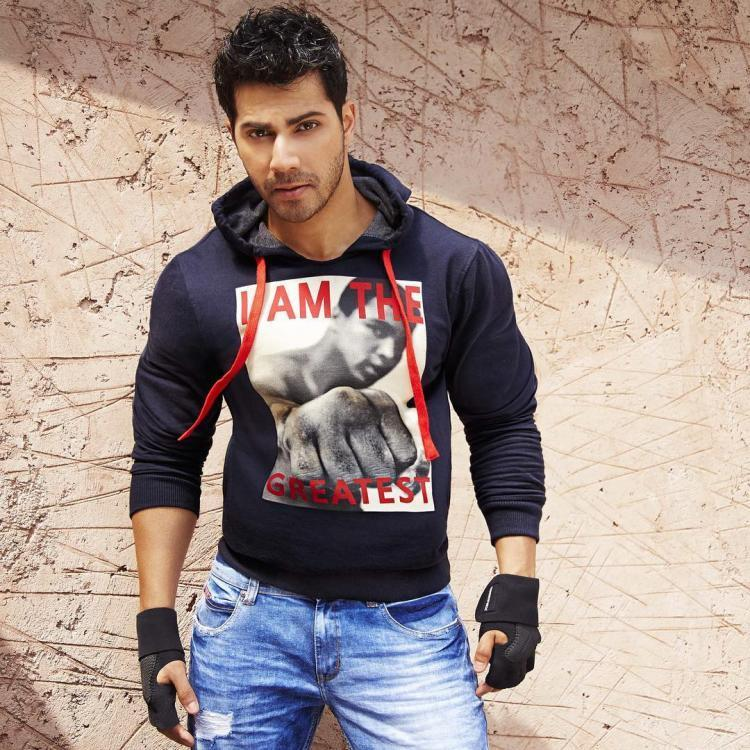 Varun Dhawan to shoot a dance sequence at the Wagah Border on Republic Day