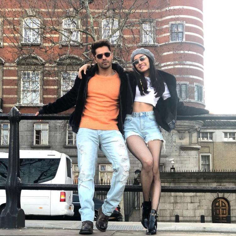 World Dance Day: Street Dancer duo Varun Dhawan & Shraddha Kapoor celebrate as they groove to HIT songs; WATCH