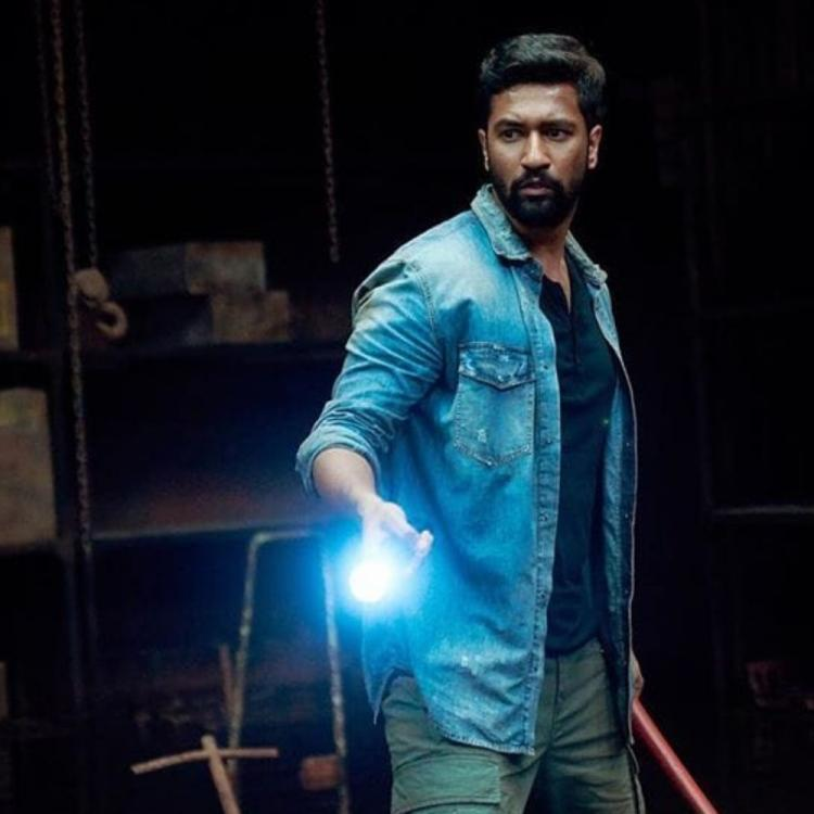 Varun Dhawan gets blown away by Vicky Kaushal's look in the spooky poster of Bhoot: Part One The Haunted Ship