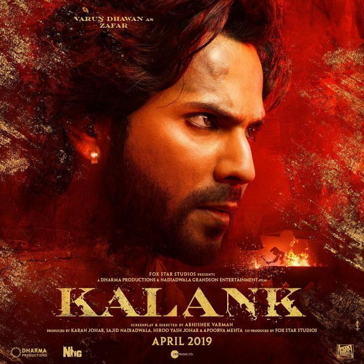 Varun Dhawan and Alia Bhatt's Kalank gets a NEW release date; find out