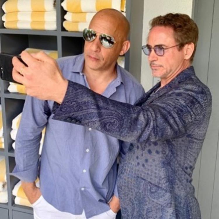 Vin Diesel took to Instagram to write an endearing ode to Avengers: Endgame co-star, Robert Downey Jr.