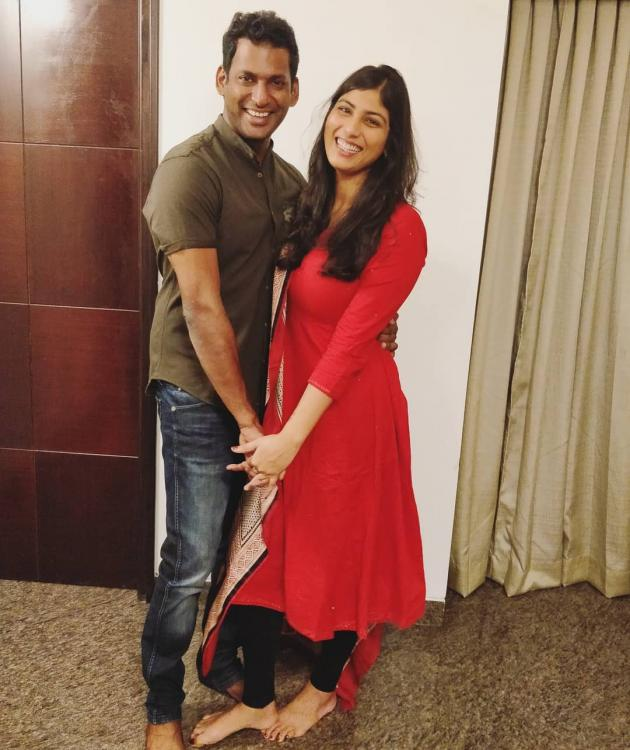 Arjun Reddy actress Anisha Alla Reddy to get engaged to Vishal; fans can't keep calm