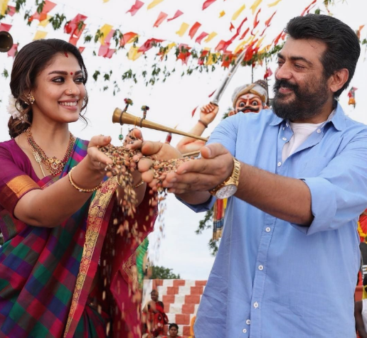 Thala Ajith and Nayanthara's Viswasam breaks the record of Baahubali 2; Here's how