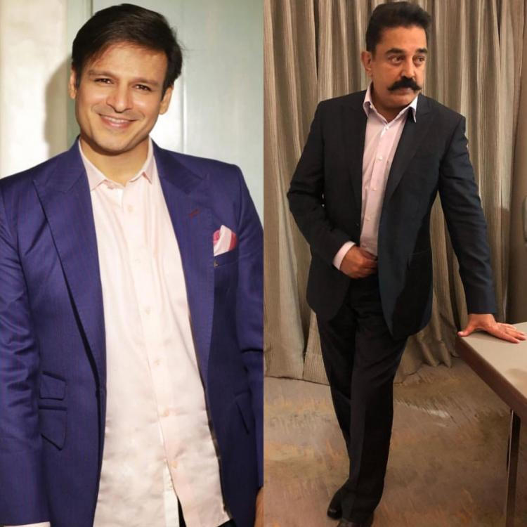 Vivek Oberoi has THIS to say to Kamal Haasan over his controversial comment