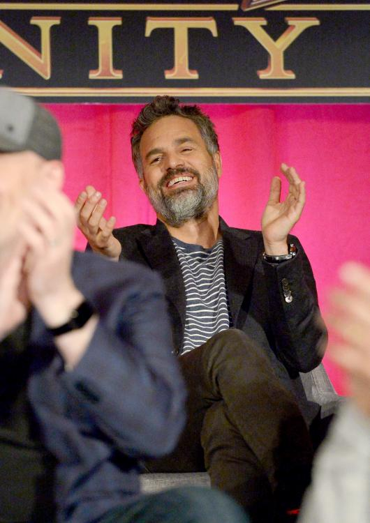 WATCH: Avengers: Endgame cast makes fun of Mark Ruffalo for not getting a matching tattoo.