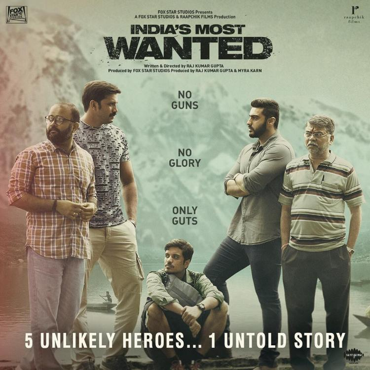 Check out India's Most Wanted's leaked promo that was a problem for the Censor Board.