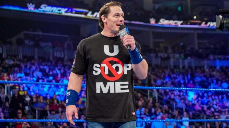 John Cena announced on Monday Night Raw that he will be entering the 2019 Royal Rumble.