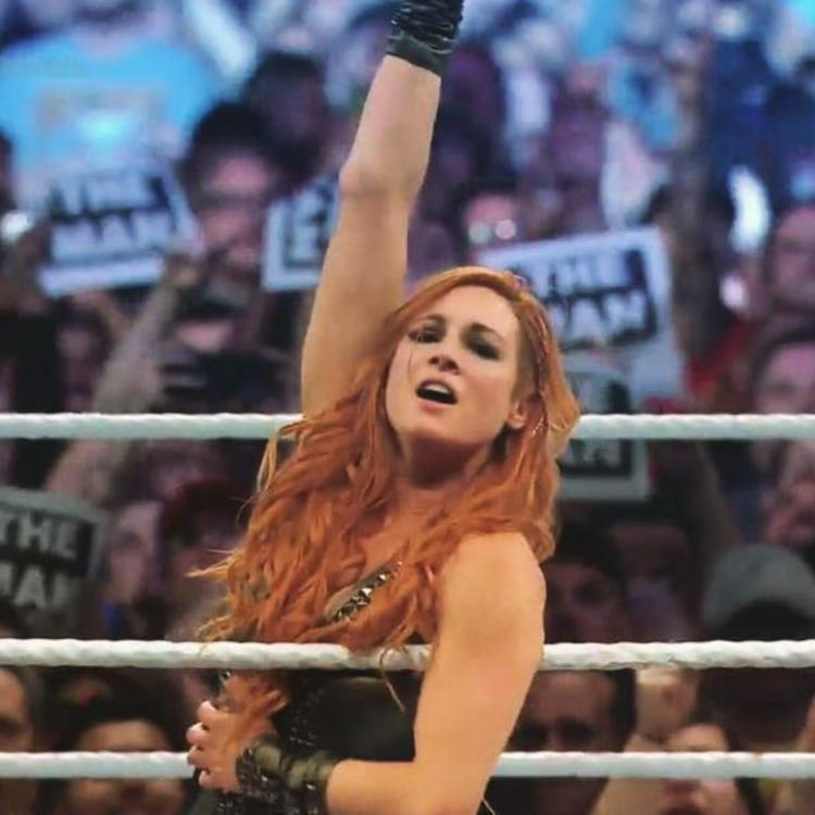 WWE star Becky Lynch suspended for 60 days; Charlotte Flair to replace her at WrestleMania