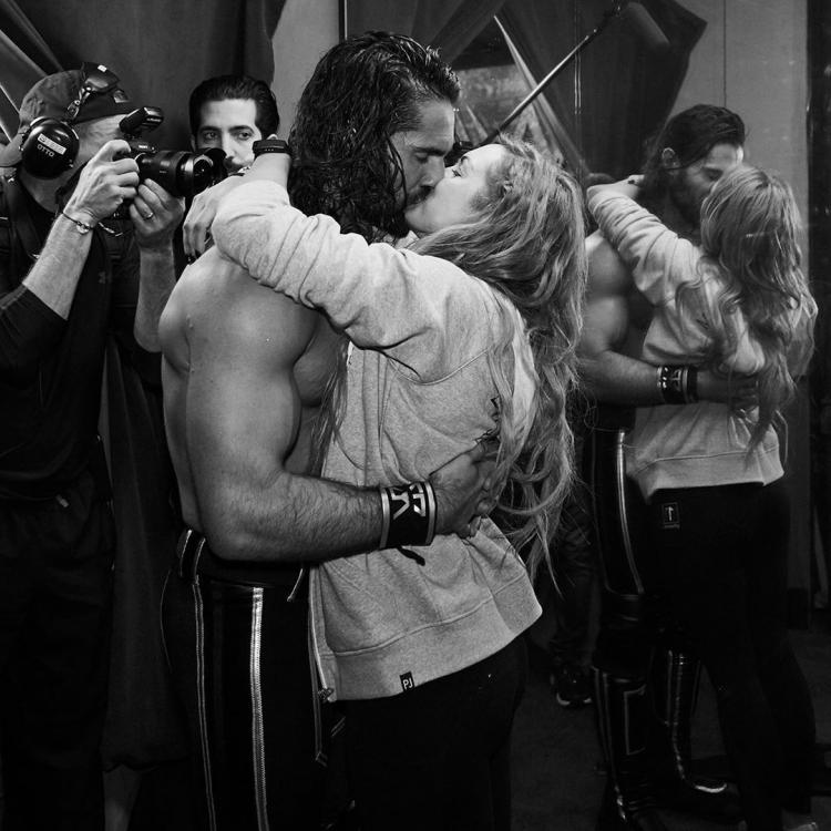 Seth Rollins and Becky Lynch are the new power couple in WWE.