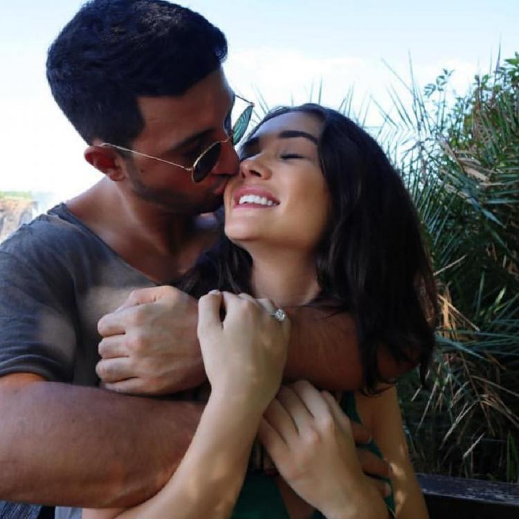 CONFIRMED: Amy Jackson and boyfriend George Panayiotou are getting officially engaged on THIS date; Read on