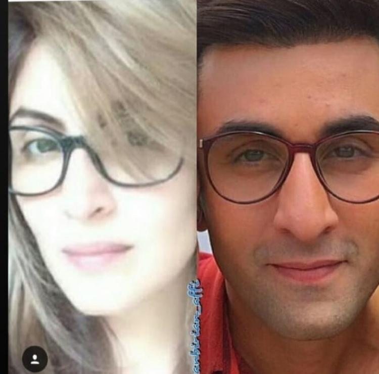 Ranbir Kapoor's sister Riddhima Kapoor shares a geeky look alike picture of them on the World Siblings Day; Have a look